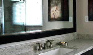 Как выбрать столешницу в ванную