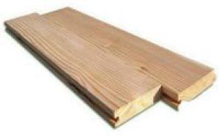 Деревянные полы из шпунтовой доски