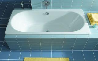 Как установить стальную ванну самостоятельно