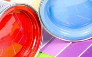 Как выбрать краску для пола