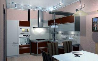 Делаем правильное освещение на кухне