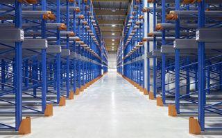 Как выбрать стеллажи для склада