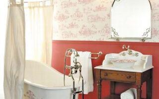 С легким паром, или 5 популярных направлений оформления интерьера ванной комнаты
