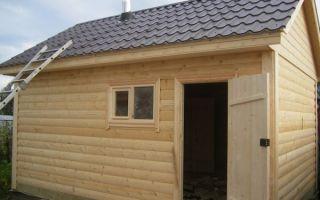 Строительство хозблока на даче: рекомендации