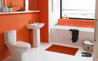 Чем покрасить стены в ванной вместо плитки