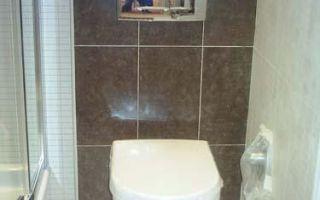 «Парящий» унитаз — оригинальный элемент вашей ванной комнаты