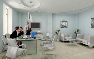Как оформить современный офис