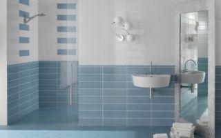 Подбираем плитку для ванной комнаты: нюансы выбора