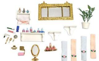 Аксессуары для ванной комнаты: покупаем в интернете