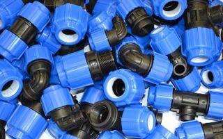 Способы соединения пластиковых труб