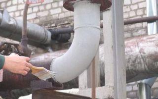 Изоляция трубопроводов отопления — виды