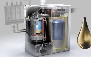 Как выбрать отопительный котел на дизельном топливе