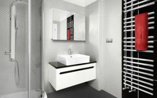 Виды и размеры полотенцесушителей для ванной