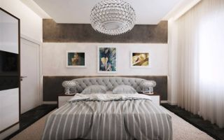 Как выбрать люстру для спальни