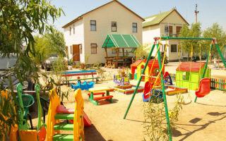 Особенности детских площадок: подбираем вариант по возрасту
