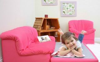Как выбрать детский диван-кровать
