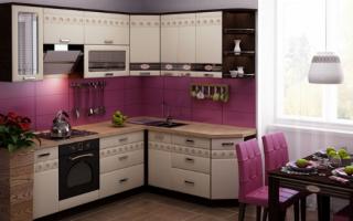 Как выбрать гарнитур на кухню
