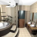 Дизайн ванной комнаты (1)