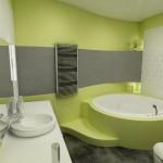 Дизайн ванной комнаты (19)