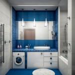 Дизайн ванной комнаты (22)