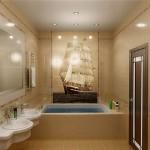 Дизайн ванной комнаты (3)