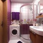 Дизайн ванной комнаты (34)