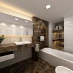 Дизайн ванной комнаты (39)