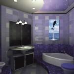 Дизайн ванной комнаты (5)