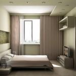 Дизайн маленькой спальни (1)