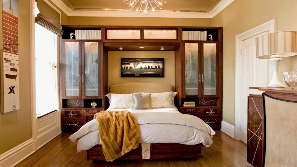 Мебель для маленьких спален фото