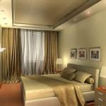 Дизайн маленькой спальни (24)