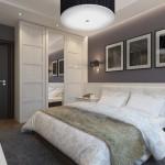 Дизайн маленькой спальни (27)