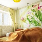 Дизайн маленькой спальни (34)