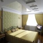 Дизайн маленькой спальни (36)