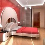 Дизайн маленькой спальни (37)