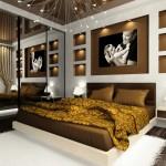 Дизайн маленькой спальни (38)