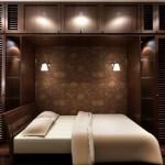 Дизайн маленькой спальни (4)