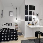 Дизайн маленькой спальни (42)
