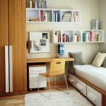 Дизайн маленькой спальни (44)