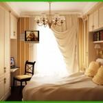 Дизайн маленькой спальни (47)