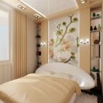 Дизайн маленькой спальни (8)