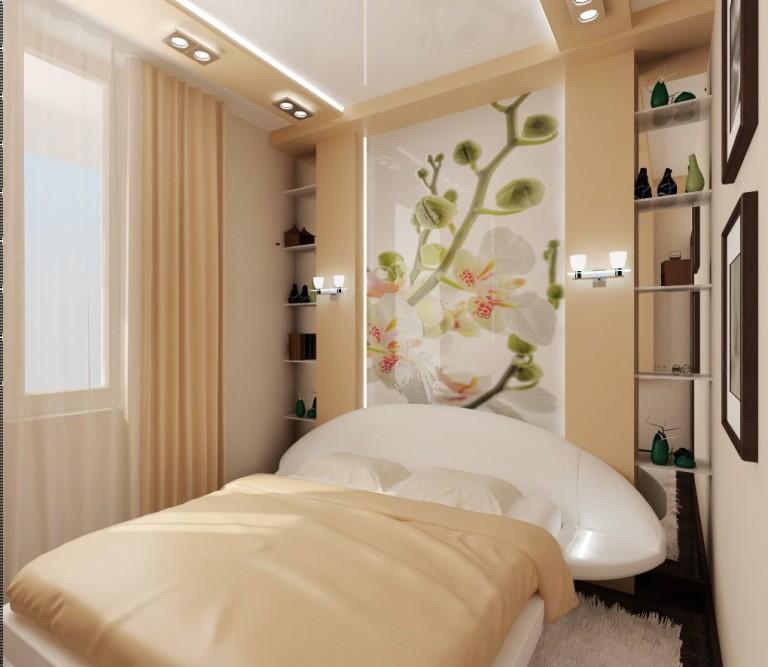 Как сделать дизайнерский ремонт маленькой комнаты