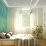 Дизайн маленькой спальни (9)