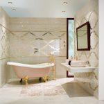 Керамическая плитка для ванной - фото (13)