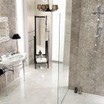 Керамическая плитка для ванной - фото (64)
