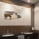 Керамическая плитка для ванной - фото (69)