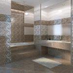 Керамическая плитка для ванной - фото (7)