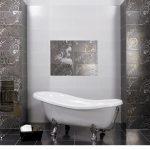 Керамическая плитка для ванной - фото (84)