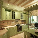 Кухня в стиле прованс (1)
