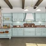 Кухня в стиле прованс (14)